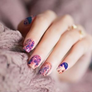 Candied Nails Real Nail Stickers